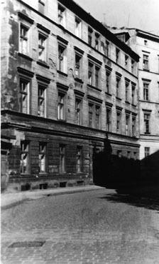 Jüdische Theologisches Seminar (Jewish Theological Seminary) in Breslau